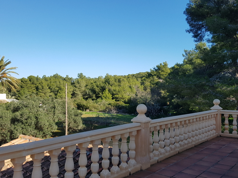 Villa for sale in Javea Balcon Al mar