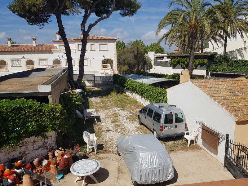 Front line property close to Javea Arenal exclusive to Villalingo