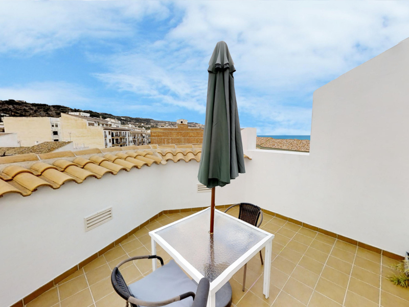 3 bedroom duplex in Javea Old Town