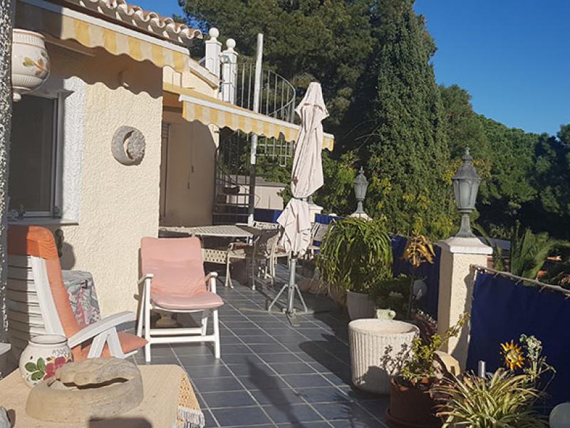 Spacious villa in Galerettes, Denia
