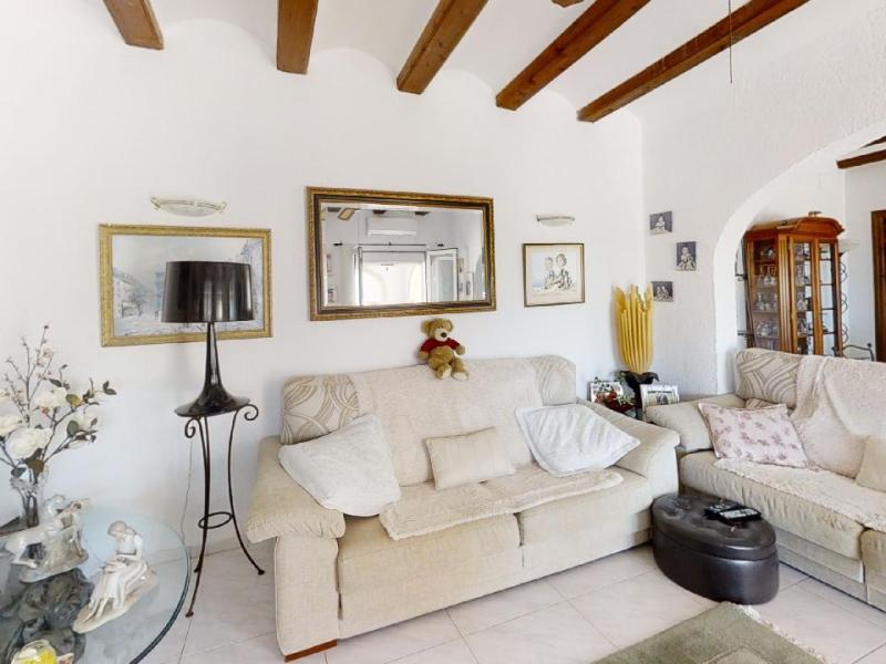 Spacious villa in Rafalet, Javea