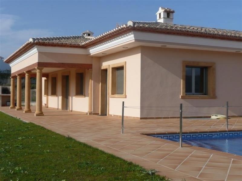 Quality villa in Las Laderas, Javea