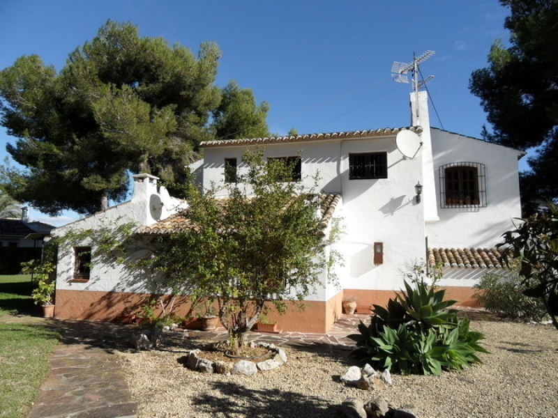 Rustic Finca for sale in Javea Cap Marti Costa Blanca, Spain