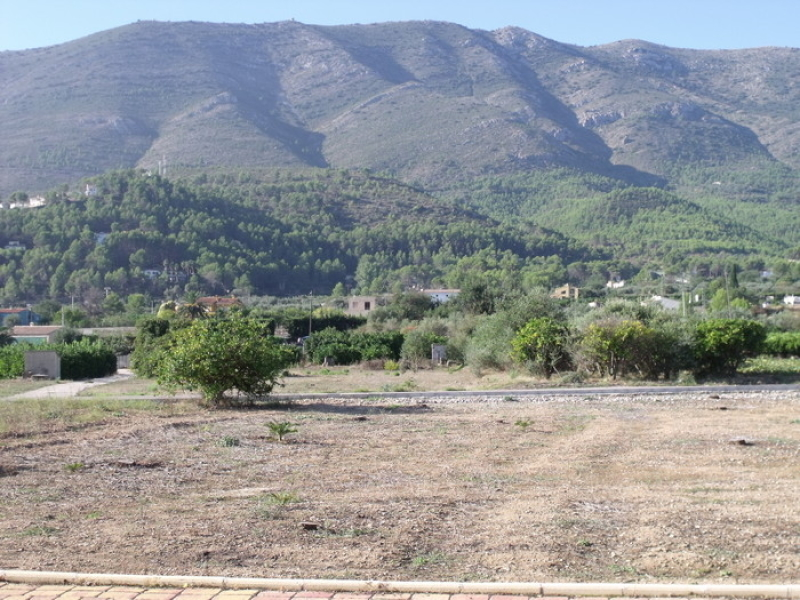 Plot for sale in Costa Blanca, Spain