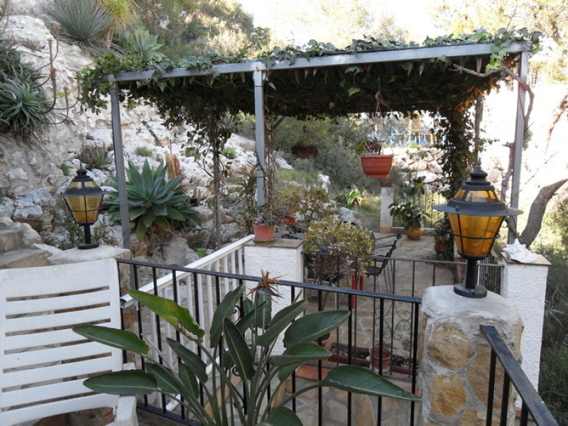 Villa beautiful sea views for sale in Javea Costa Nova Marina Costa Blanca, Spain