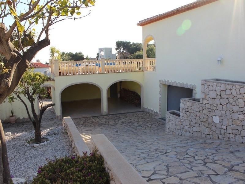 Sea View Villa for sale in Balcon al Mar, Javea