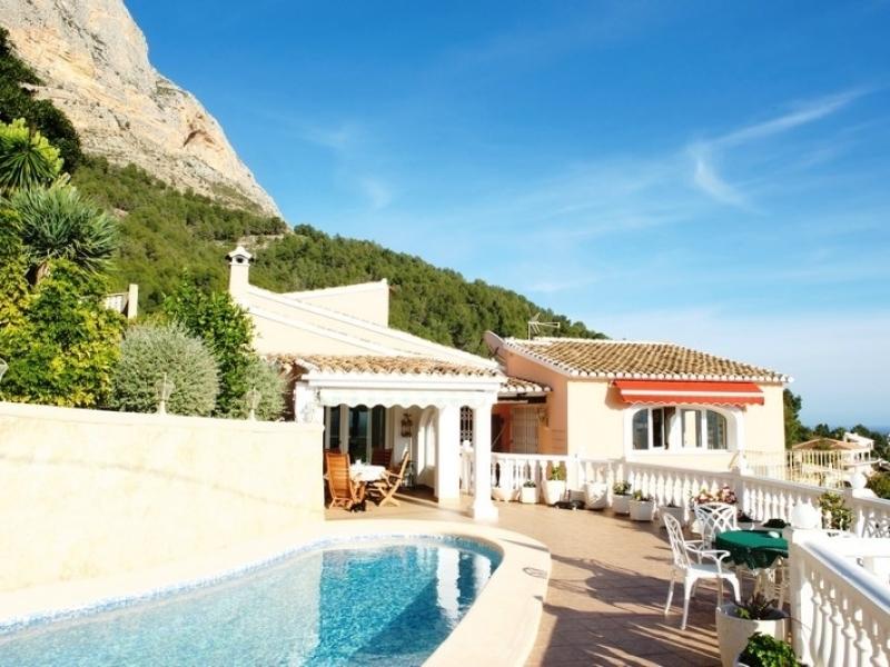 Villa for sale in Javea Montgó Costa Blanca, Spain