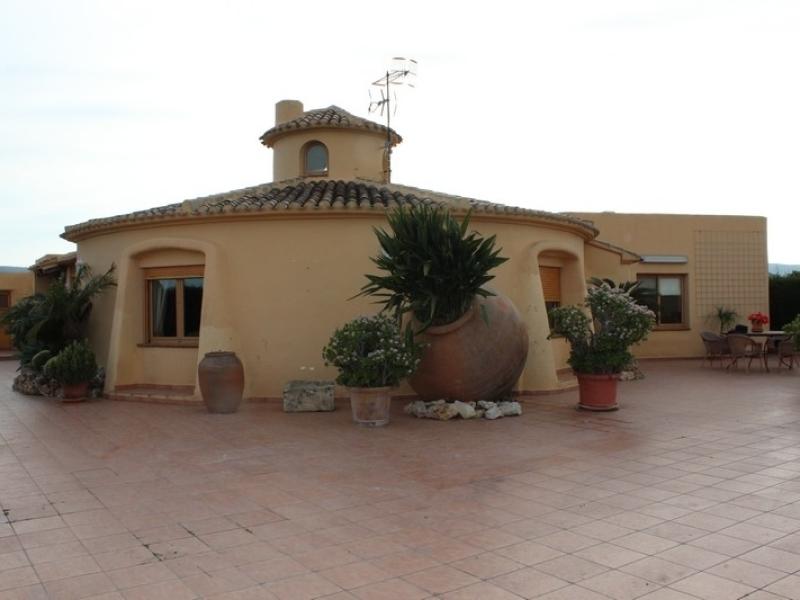 Unique villa close to the beach Javea