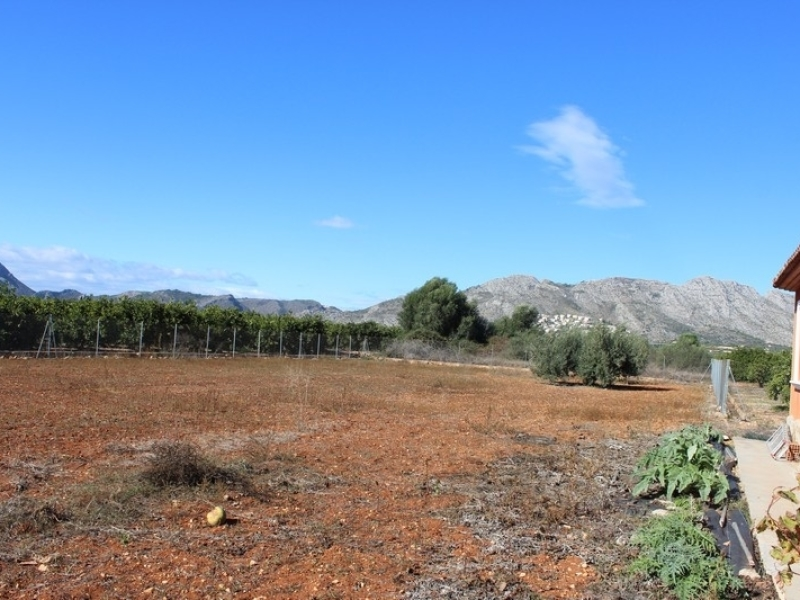 Finca for sale in Benidoleig Costa Blanca, Spain