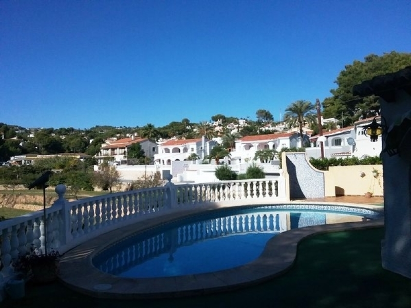 Villa for sale in Benissa Costa Blanca, Spain