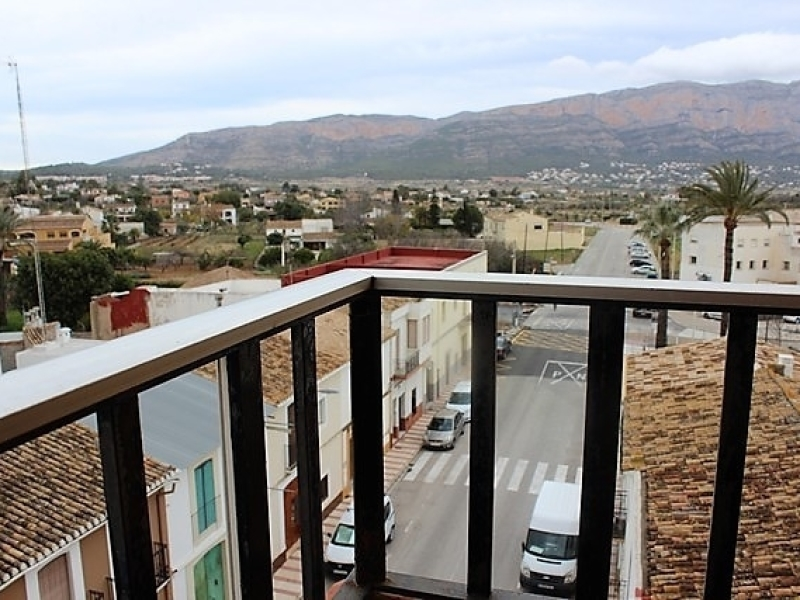 Spacious 3bed Apartment for sale in Gata de Gorgos Costa Blanca, Spain