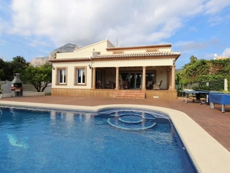 Villa for sale in Javea Montgo - Tosal Costa Blanca, Spain
